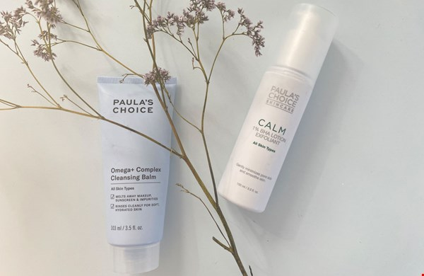 Review: verzorgingsproducten van Paula's Choice