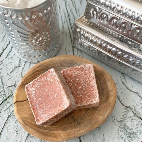 Amberblokjes en handgemaakte woonaccessoires