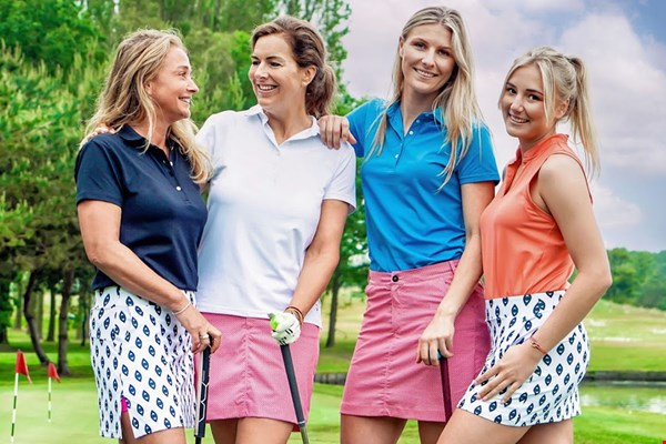 WIN een sportieve outfit t.w.v. € 219,90 van Day Golf!