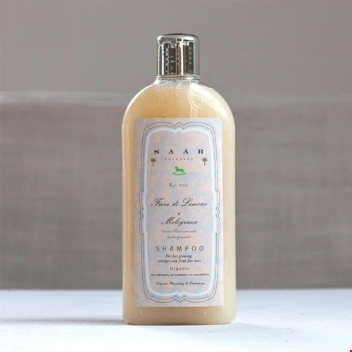 Saar Solearis Fiore di Limone Shampoo