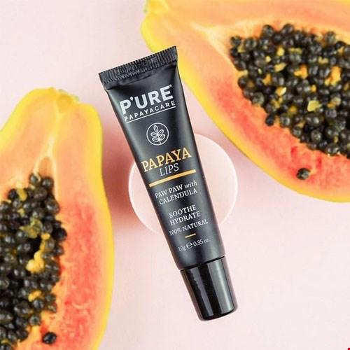 Pure Papayacare Papaya Lips