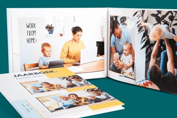 WIN één van de acht hardcover A4 fotoboeken van Fotofabriek!