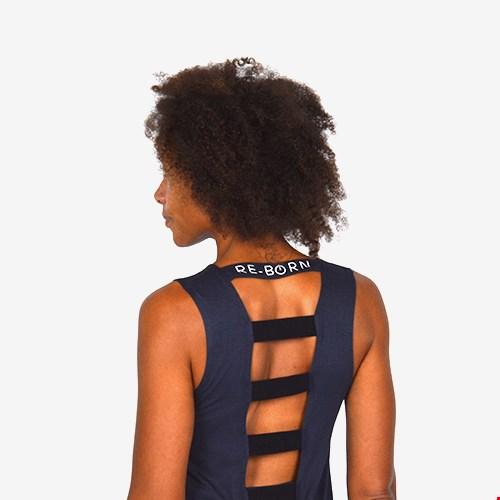Elastic Back Top