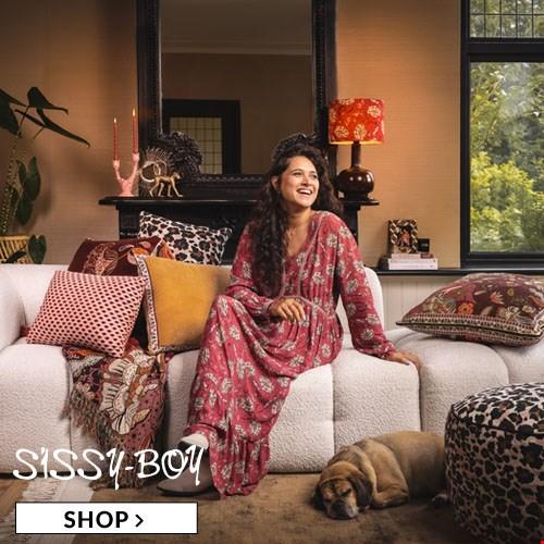 Sissy Boy x De Huismuts Collectie