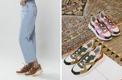 Chunky dad sneakers van Sissy-Boy