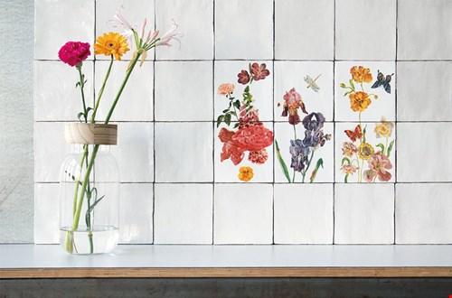 Wild Flowers van Story Tiles