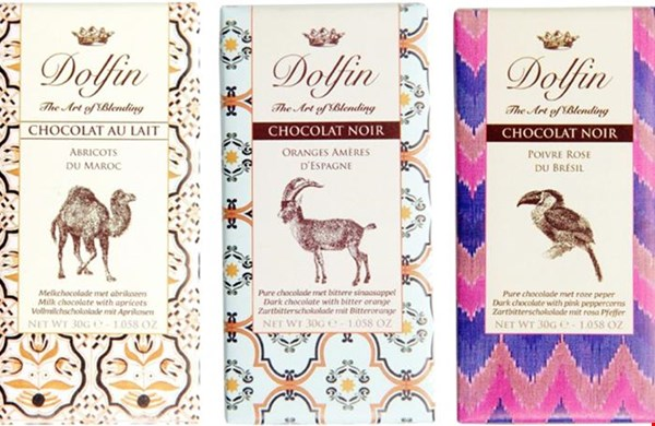 Dolfin chocolat