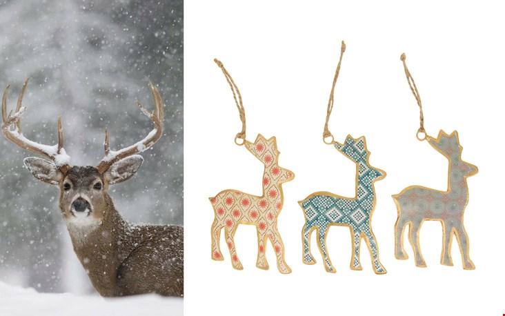 Rudolph in de boom