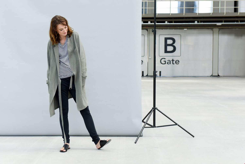 Monique van Heist canvas jas