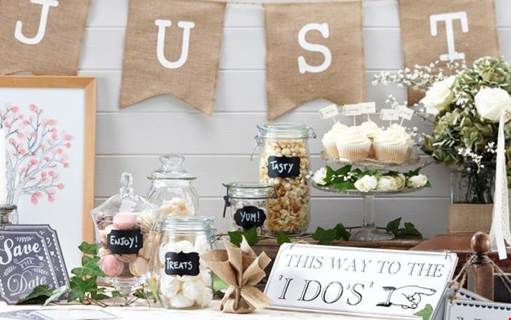 Alles voor een vintage wedding!