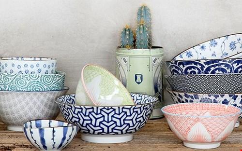 Oh, zo mooi het Japanse aardewerk! Je vindt het natuurlijk in de webshop van Roppongi.nl