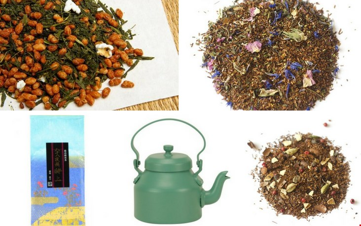 En dan… tijd voor thee!