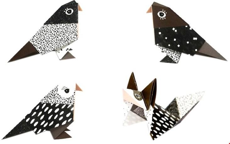 Op deze vogels en nog meer spul, korting, korting, korting!