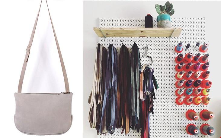 In het atelier vind je het grootste assortiment monsak tassen en accessoires, van ma t/m vr geopend, check de openingstijden op de site!