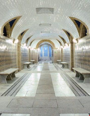 het authentieke Balneario de Archena