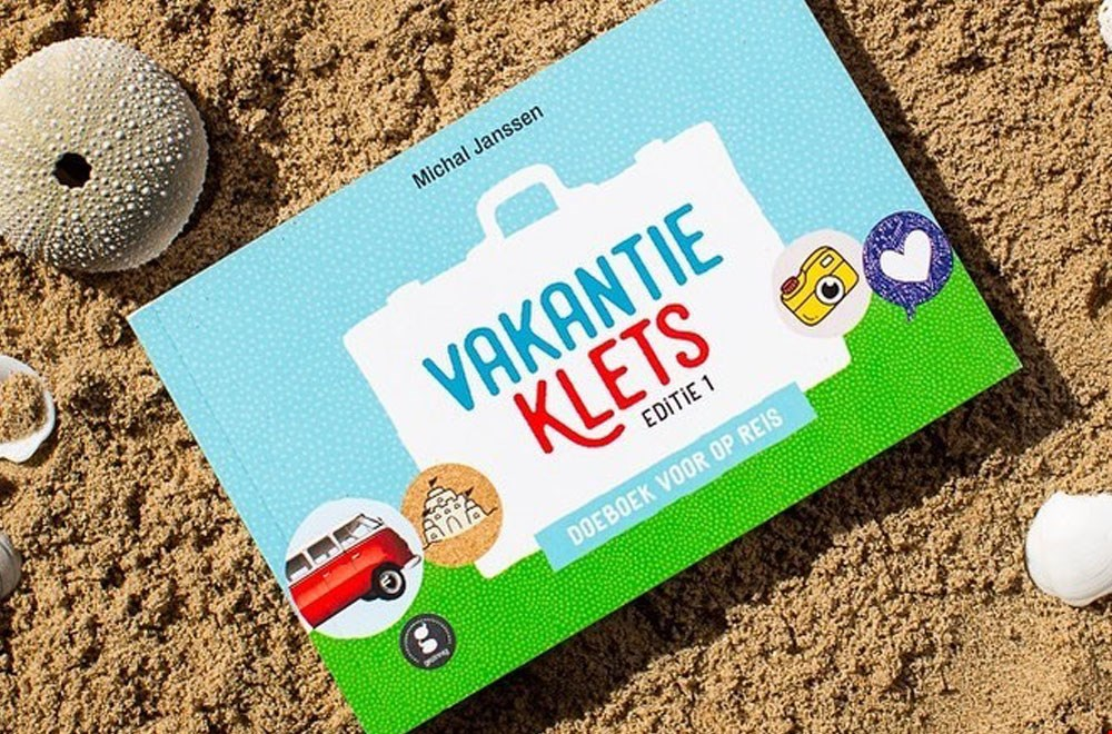 Gezinnig Vakantieboek Flavourites