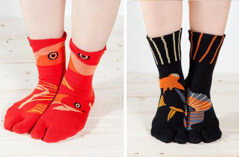 Roppongi Kyo-to-to sokken Flavourites