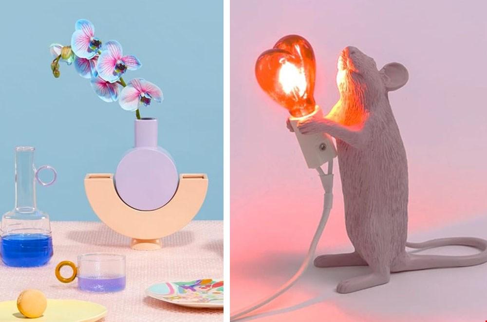 Studiodewinkel Vaas en Lampje Flavourites