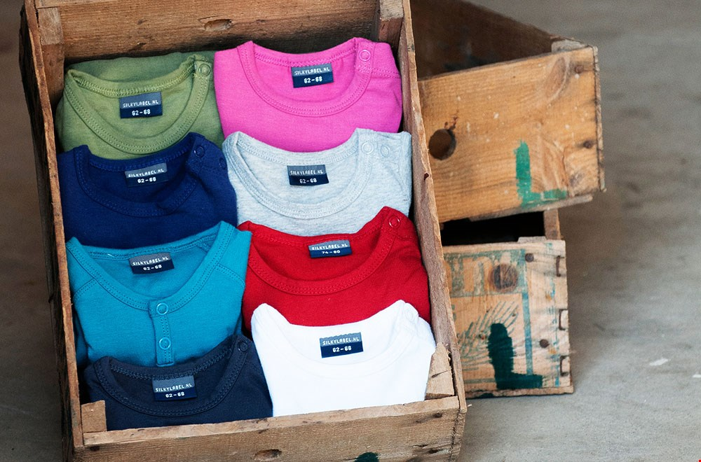 Silky Label T-shirts Flavourites