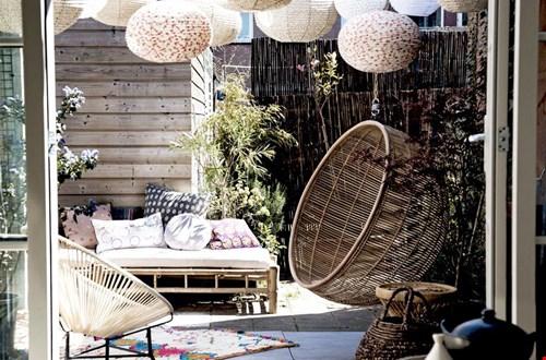 vt wonen Kleine tuin Interieur Inspiratie Flavourites