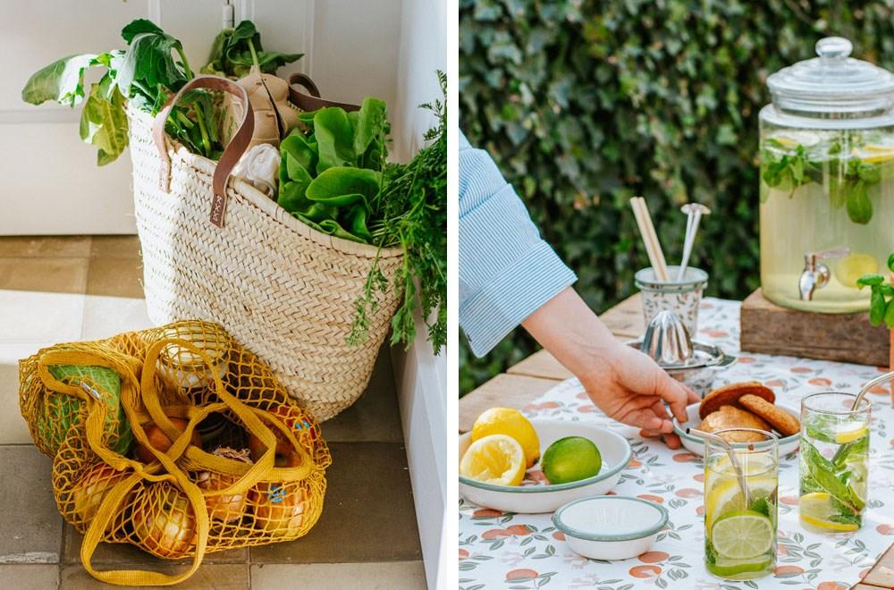Dille & Kamille nettas en tafelen Flavourites