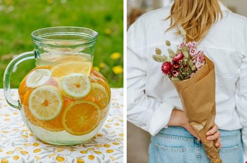 Dille & Kamille Bloemen en Kan Flavourites
