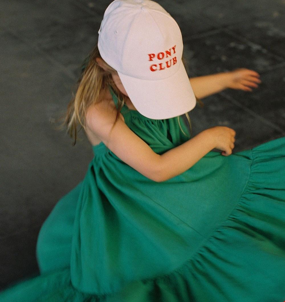 Orangemayonnaise pet groene jurk meisjeskleding Flavourites