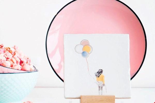 Story Tiles Meisje Met Ballon Flavourites