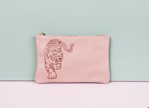 Nous concept store tijger roze Flavourites