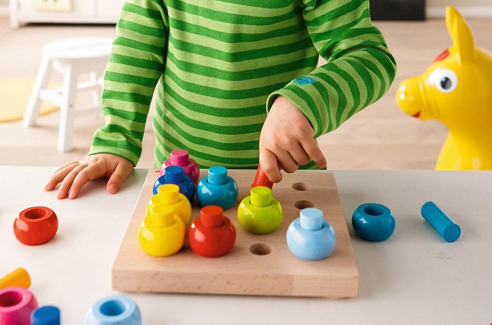 Speelgoed Kiki Insteekspel Flavourites