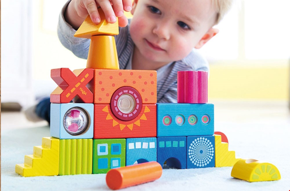Speelgoed Kiki Bouwstenen Flavourites