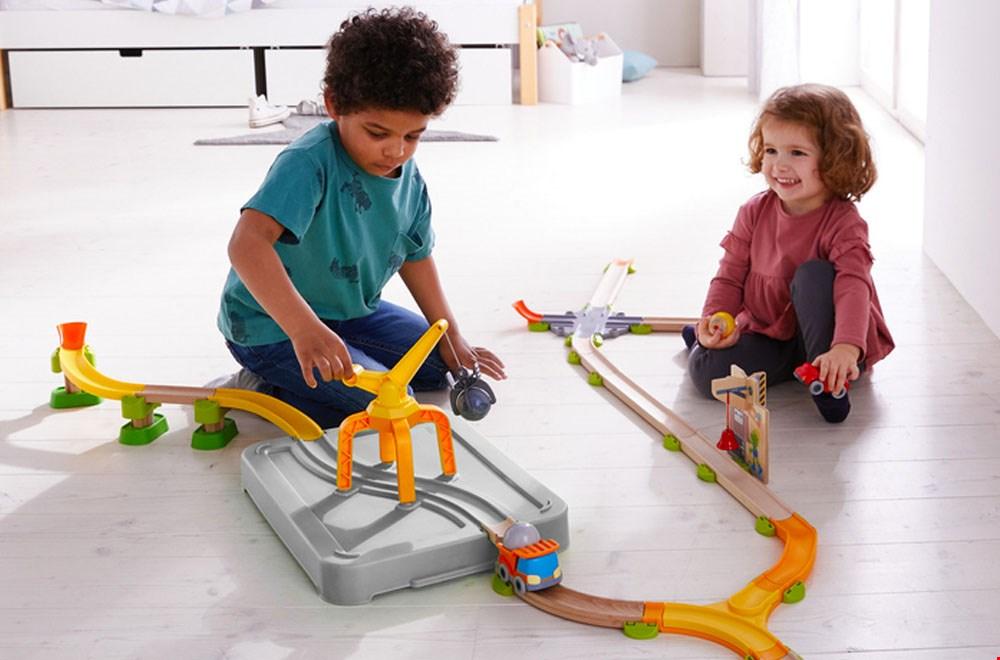 Speelgoed Kiki Speelbaan Flavourites