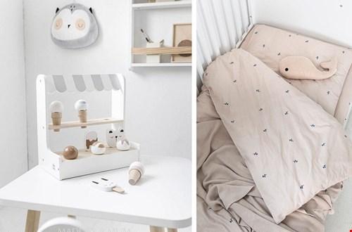 Petit Amélie Bed en Ijscoman Speelgoed  Flavourite