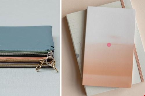 Tinne + Mia notitieboekjes journals Flavourites