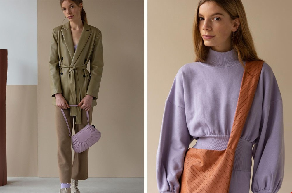 Tinne + Mia mooie tassen pastel kleding Flavourites