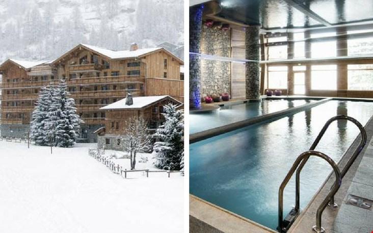 Combineer een dag skiën met een welverdiend dagje wellness