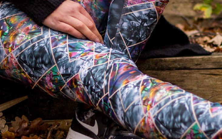 Legging in diverse designs