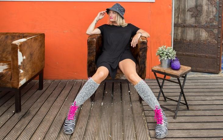 Oma's sokken zonder kriebel