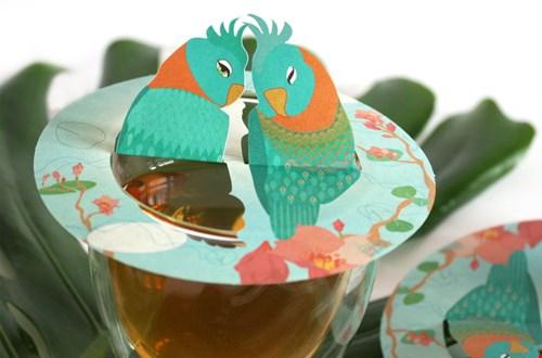lovebirds van steam waverz