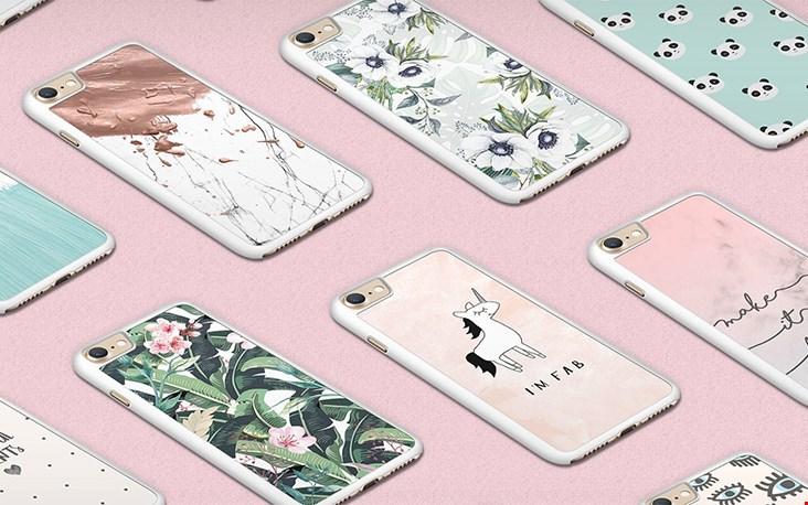 Voor bijne elke smartphone (én outfit!) een hoesje, check de collectie van Casimoda.nl
