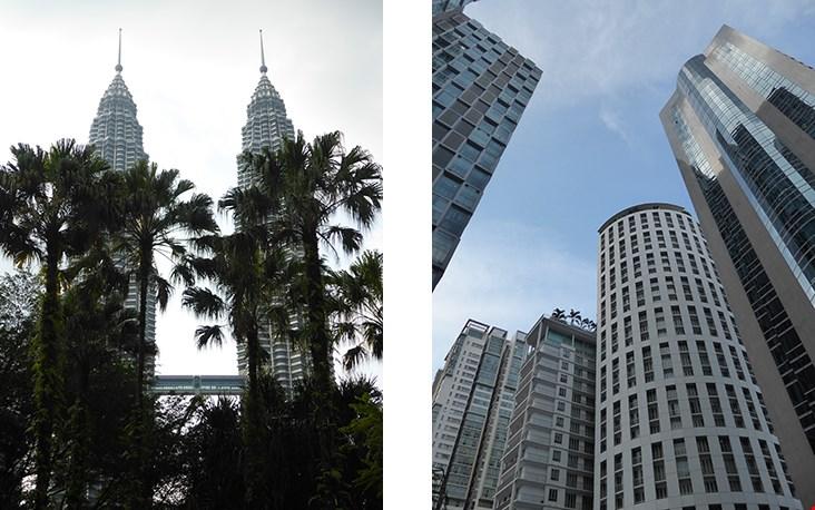 Kuala Lumpur: de Petronas Towers en nog véél meer wolkenkrabbers