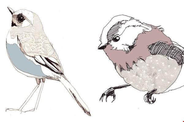 Maartje van den Noort Vogels Kunst Flavourites