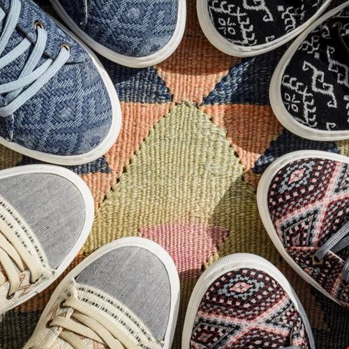Kindred Spirits Sneakers met print Flavourites