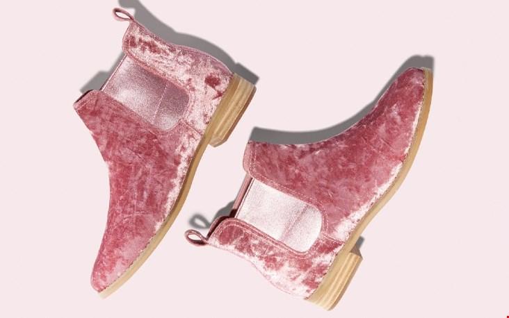 Deze roze fluwelen exemplaren zijn natuurlijk ook geweldig