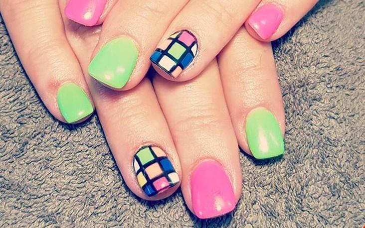 Misschien moet ik het maar gewoon bij Rubix nail art laten...