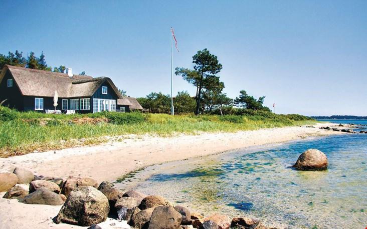 Vakantiehuis Handrup in Denemarken