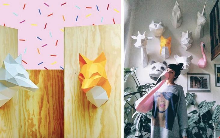 papieren dieren