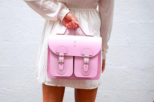 localsamsterdam roze tas nederlands merk Flavourites