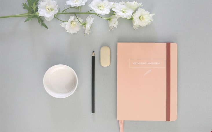 handig en mooi: the wedding journal