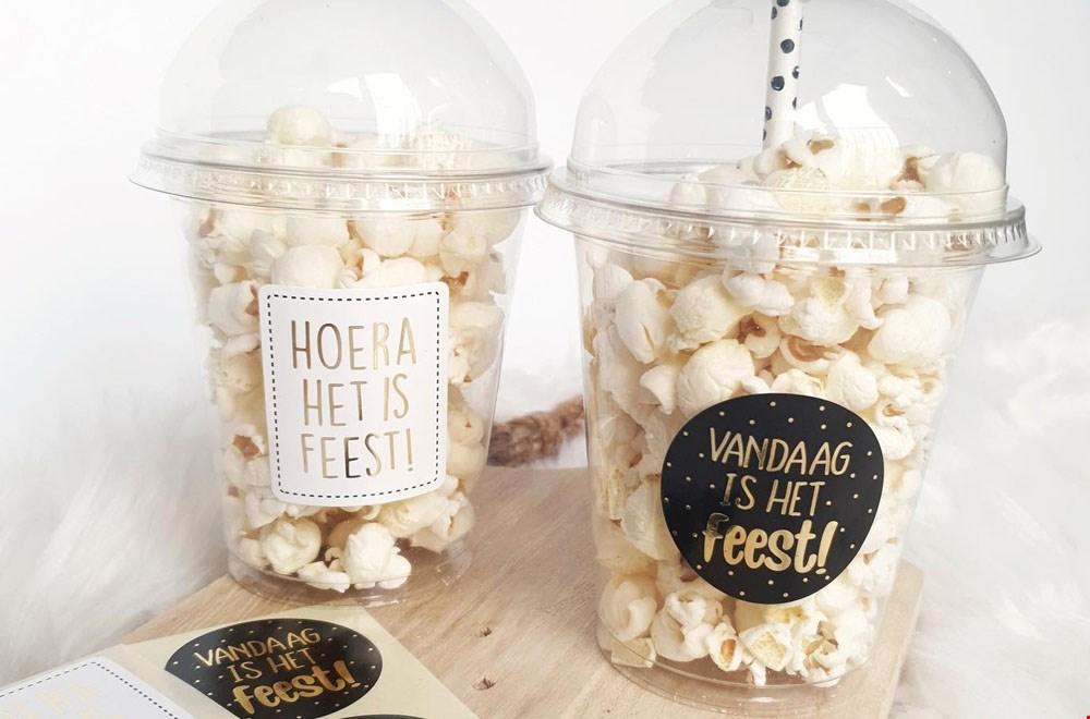 Liefs van Cindy Popcorn Bekers Flavourites